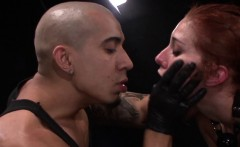 BDSM Indignity For Teen Rose Red Tyrell