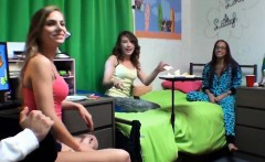 Teen college girls are the best at wild groupsex parties