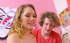 blonde teen raylin ann gets fondled by her lover