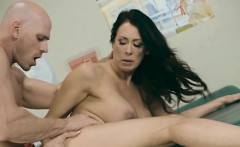 chesty patient reagan foxx gets impaled by doctor