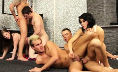 kinky bi sexual orgy with delicious sex bombs