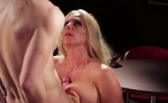 tit fucked milf spunked