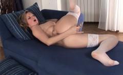 Tarah Whites massive pierced tits sexy solo