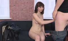 Busty Teen Fucked Passionately At Casting
