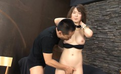 Big bra buddies asian gets toying until her cunt is awfully