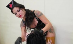 Tail plug bondage first time Charlotte Sartre Uncensored Lev