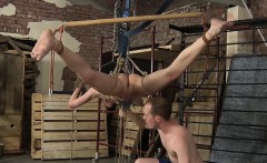 Nothing like being tied up to be fucked and humiliated