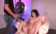 Perfect dildo porn along sweet Hina Maeda