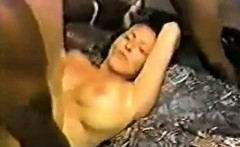 interracial gangbang is loved by bright milf at her house 1