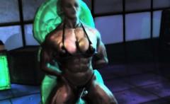 3D Muscle Girl Prt.2