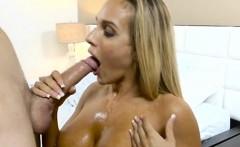 Mature Hottie Tegan James Enjoys Big Cock And Jizz