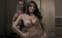 Shemale milf with big tits fucked