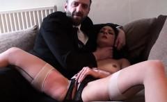 Fingered Uk Slut Spread Her Legs