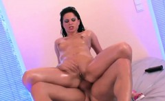 Renata Black gets oiled up and screwed