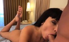 Pov blowjob session with Anissa Kate
