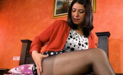 latinchili chubby grandma sex toy masturbation