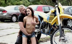 Having Guy Banging Her From Behind Delights Angel