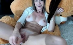 blonde babe big boobs fucked voyeur cam