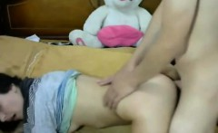 Amateur coed teen group blowjob and fuck in this hd video