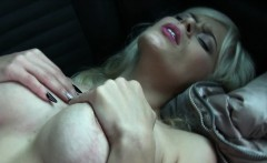 Public agent fucks busty and hairy blonde