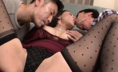 Fellow man pounds milf hairy pussy with his hard cock