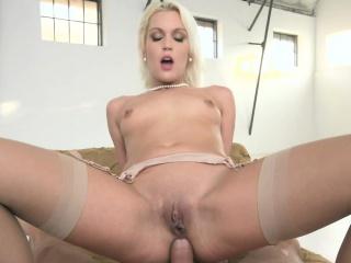 Cecilia Scott - Blonde MILF Loves ANAL