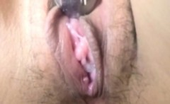 Asian Teen Squirting Pee