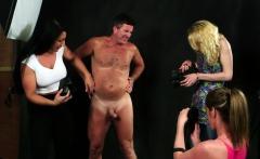 Cfnm Milfs Sucking Cock At Photo Shooting