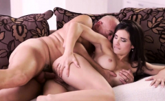 old4k. rough sex for stunning latina babe