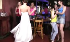 This hen night is about to get out of hand with these sluts