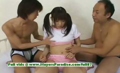 Shoko Yokoyama innocent chinese girl enjoys a hard fucking