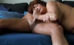 Cumming in mouth my 50 years wife Brooke