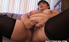 bbw asian amateur fucked doggy style