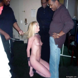 white slaves tamed by black masters