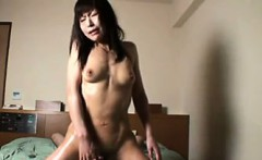 Japanese Chick Getting Her Pussy Eaten