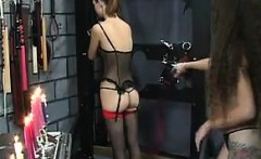 Kinky Lesbians In The Dungeon