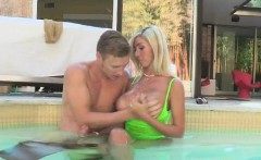 Chastity was also very horny and joined in on the fun