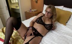 nascar loving grandmother makes her first porn movie