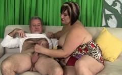 Chunky Mature Bonita takes cock
