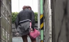 Japanese hos public piss