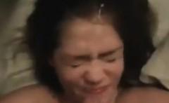 Sweet Girl Getting A Nice Facial POV