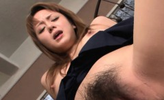 Rui Natsukawa is a slutty Japanese gal and she's ready for