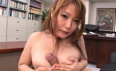 Hinata Komine is ready for some really nasty action with