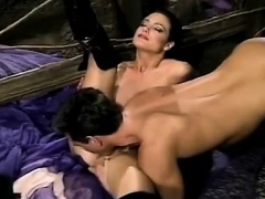 Jeanna Fine, Peter North in 1980 porn movie about lewd