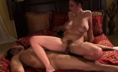 Gianna Michaels is a horny brunette with big tits who likes