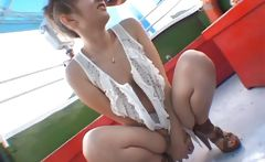 Free jav of Reon Otowa Lovely Asian doll