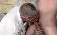Teen boys masturbated in bondage gay Sean McKenzie is corded