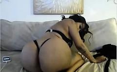 Butt twerk 2