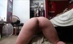 Humping her Pillow Wishing it was his Cock