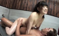 Sexy Japanese porn session with horny Hello Mikity